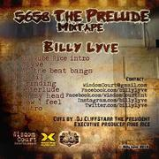 """BILLY LYVE's """"5658 The Prelude"""" Tracklist"""