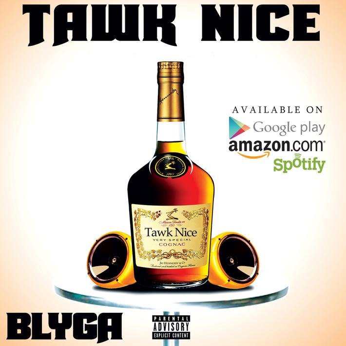 TawkNice The Album by Blyga