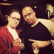 MCFL Artist Diar Lansky and Warren G