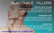 Benefits of Injectable Fillers treatment in India