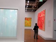 CY TWOMBLY al Centre Pompidou