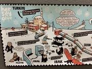 Her Sey Olur: la Turchia di oggi raccontata in 400 tavole