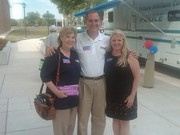 Maureen with Ruth & Rich Anderson