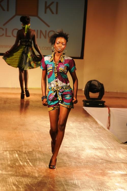 Ghana Fashion Week 2009
