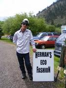 Anna Herman's Men's ECO Fashion