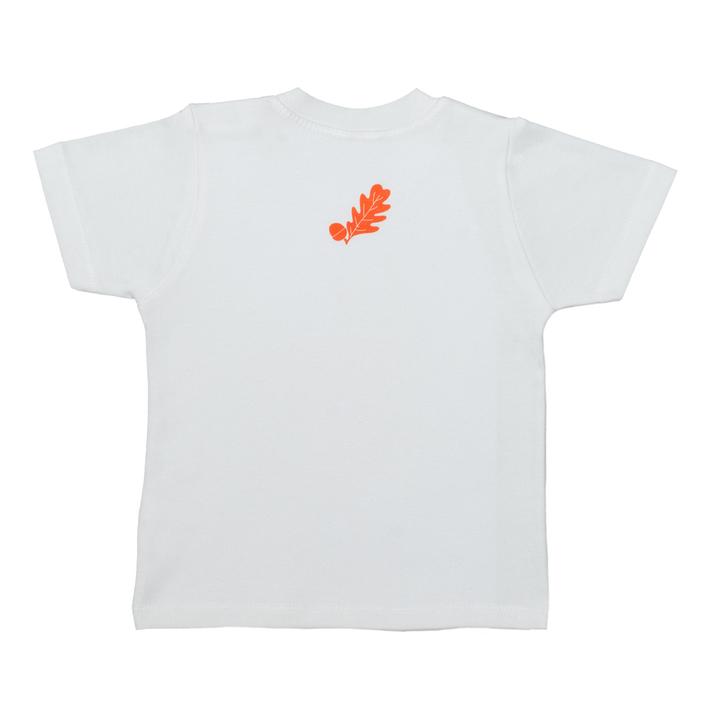 British Fox Short Sleeve Baby T Shirt - Back
