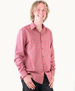 Apache Plaid Long Sleeve Shirt