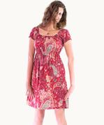 Elegant Shiraz Cotton Dress