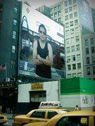 New York - billboard