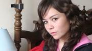 Sofia y su mirada enigmatica