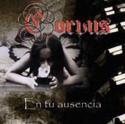 "Portada CORVUS cd ""En tu ausencia"""