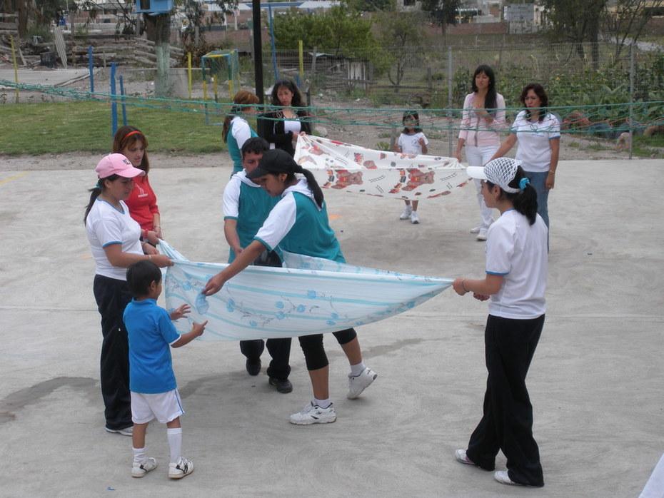 Olimpiadas Deportivas  Eco Mundo 2010