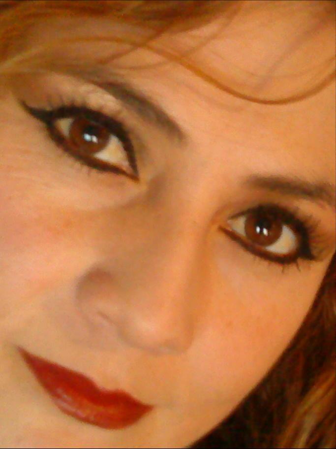 Jen y sus ojos preciosos