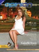 Gisselle Erazo Portada de Revista Opinion Ago 2009