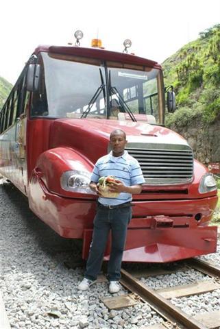 Inauguracion del Tramo Alausi Sibambe