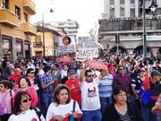 Por la dignidad de Riobamba