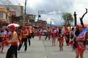 Desfile de la Alegría Riobamba 2014