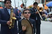 Desfile de la Alegria Riobamba 2014