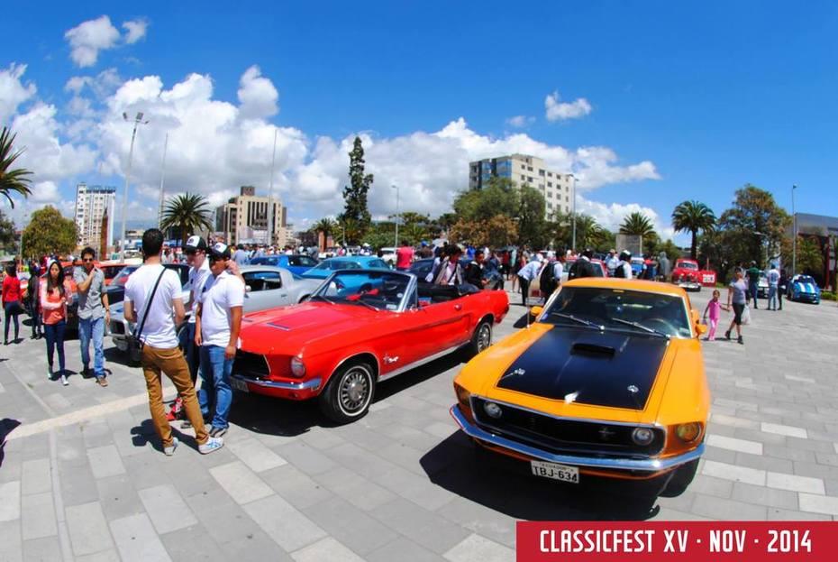 Classic Fest XV 2014