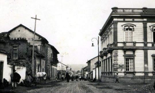 Riobamba antigua