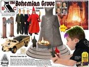 Bohemian Grove Toy Set