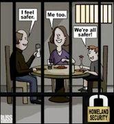 feeling safer ??