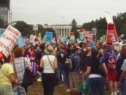 March on Washington DC 2005