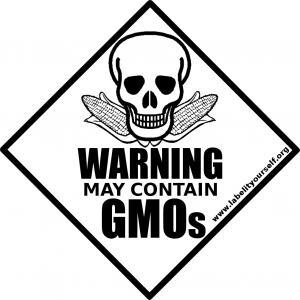 Warning May Contain GMOs