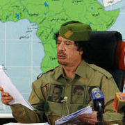 Brother Leader Colonel Muammar Muhammad Abu Minyar Al-Gaddafi