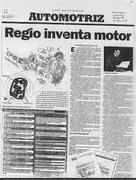Gearturbine Periodico El Norte Newspaper