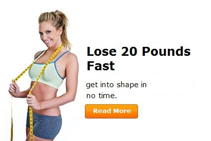 Lose 20 Pounds