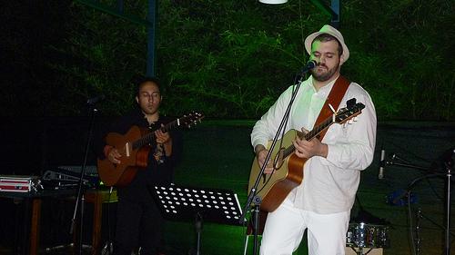 w. Emile Rivera tour estate 2010