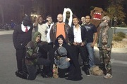 Reverse Halloween 2014