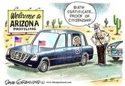 OBAMA'S REASON NOT TO CHECK ID