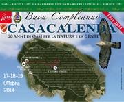 20 anni di Oasi per la Natura e la Gente: Buon Compleanno Oasi LIPU Casacalenda (CB)