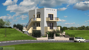 Rafina house near sea
