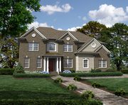 Virginian Custom Colonial