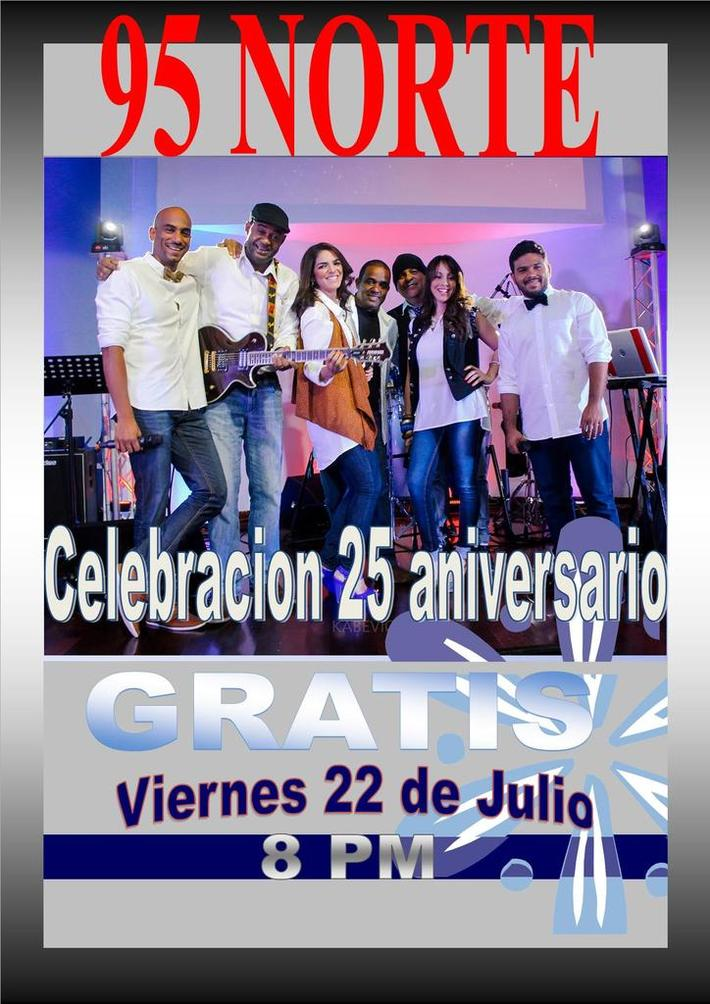 Celebracion 95 Norte