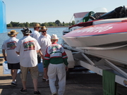Art Oh Boy Oberto at Tri-Cities 2011