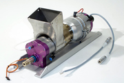 jetcat marine turbine for RC boats.