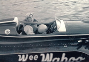 My boat racing days....