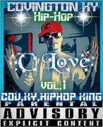 C Love vol,1 album cover