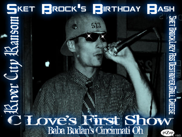 c love's first show