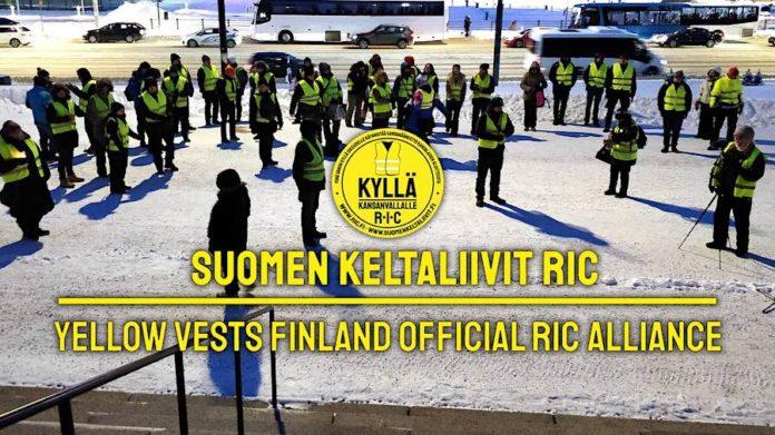 Yellow Vests Finland
