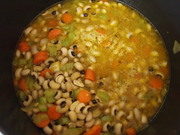 curried black eyed peas