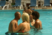 Rueda in the Pool