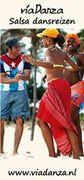 viaDanza dansreizen naar Cuba