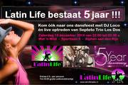 12/2014 : Latin Life Dance Club