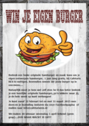 Hamburgerwestrijd Cafetaria @ Cafetaria REX