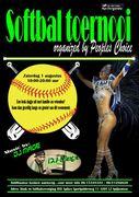 Softbal toernooi georganiseerd door Carnavalsvereniging